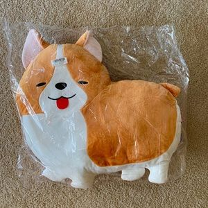 XL Corgi 58cm Pillow Cushion